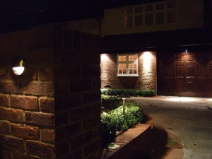 keeper wall 300x225 - Garden Lighting Gallery